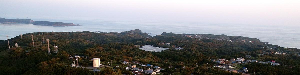 潮岬 海岸段丘